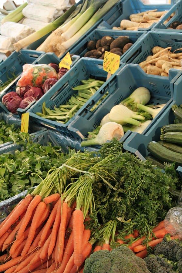 Een dag bij markt II. stock foto
