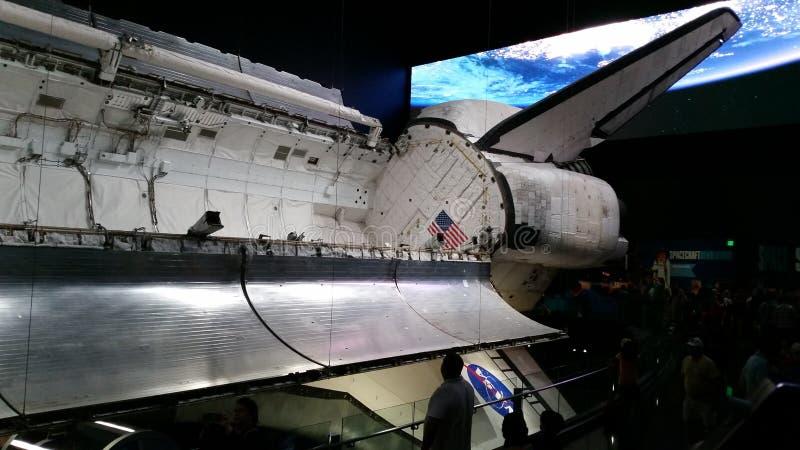 Een dag met astronauten stock afbeelding