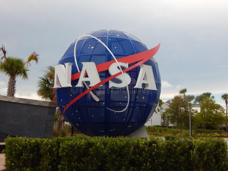 Een dag met de astronauten stock afbeelding