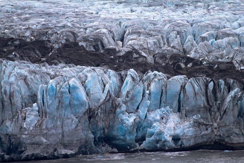 Dood van een gletsjer bij de oceaan van het ijs stock afbeelding afbeelding 29866693 - Noordelijke deel ...