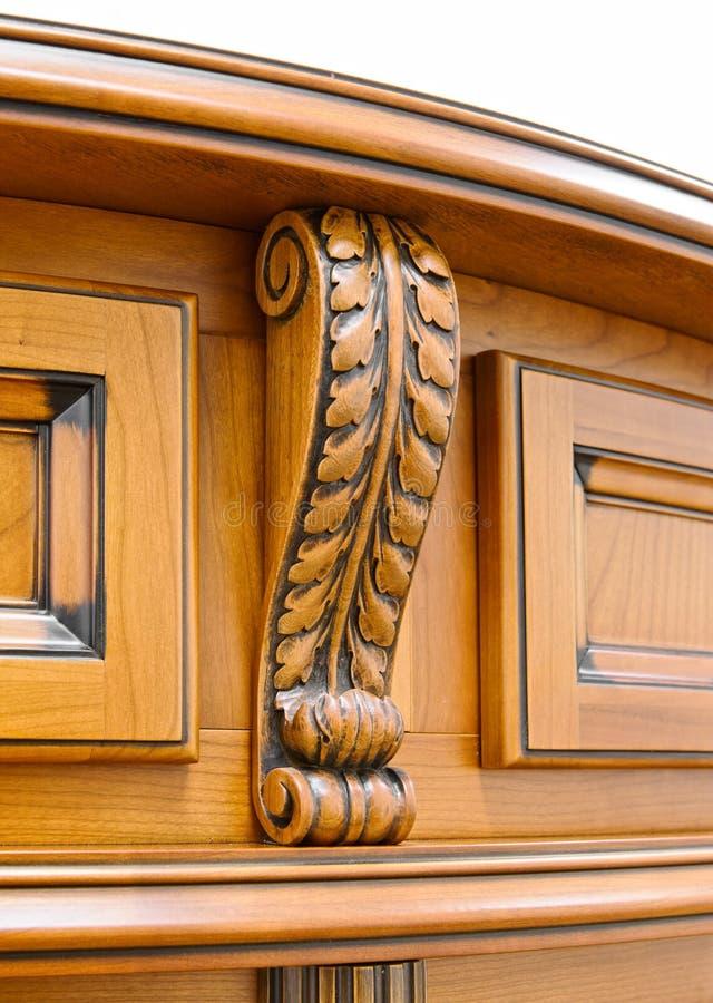 Een deel van het meubilair royalty-vrije stock afbeeldingen