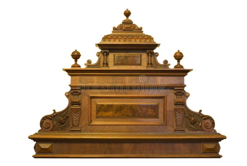 Een deel van het meubilair van de imperiumstijl royalty-vrije stock afbeelding