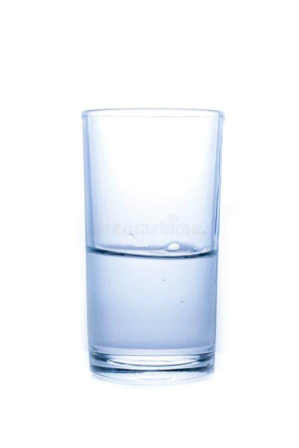 Een Glas dranken stock afbeeldingen