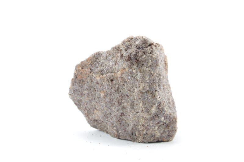 Een grote steen royalty-vrije stock foto's