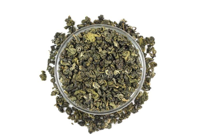 losse groene thee