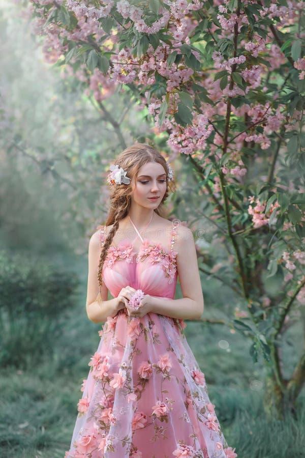Een jonge prinses stock foto