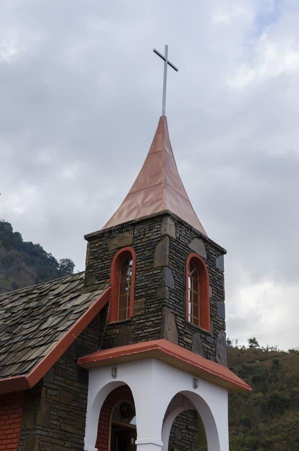Een kerk royalty-vrije stock foto