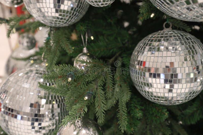 Een kerstdecoratie Vakantiedagen geïsoleerd stock foto