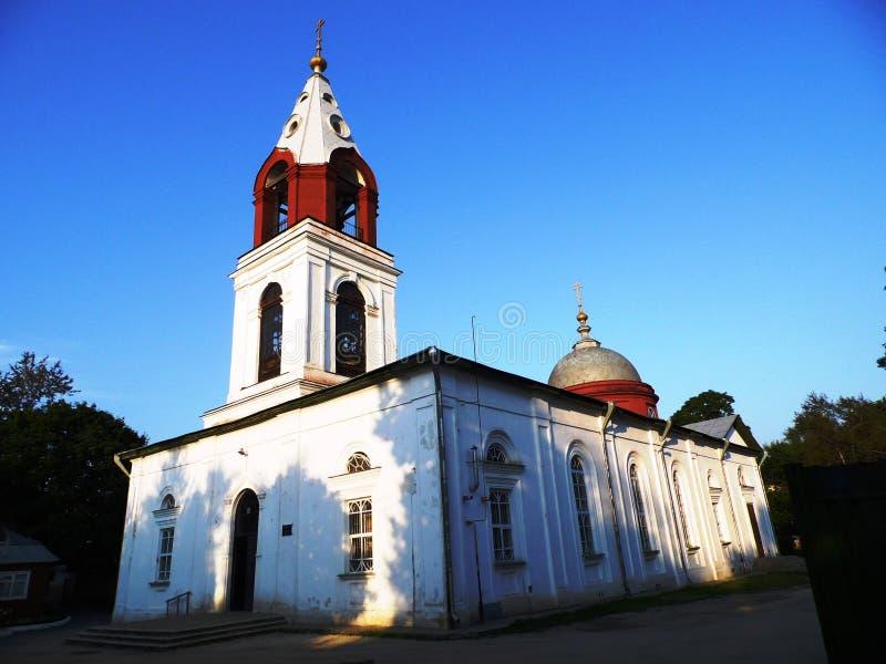 Een kleine Russische provinciale stad van gus-Kristal royalty-vrije stock foto's