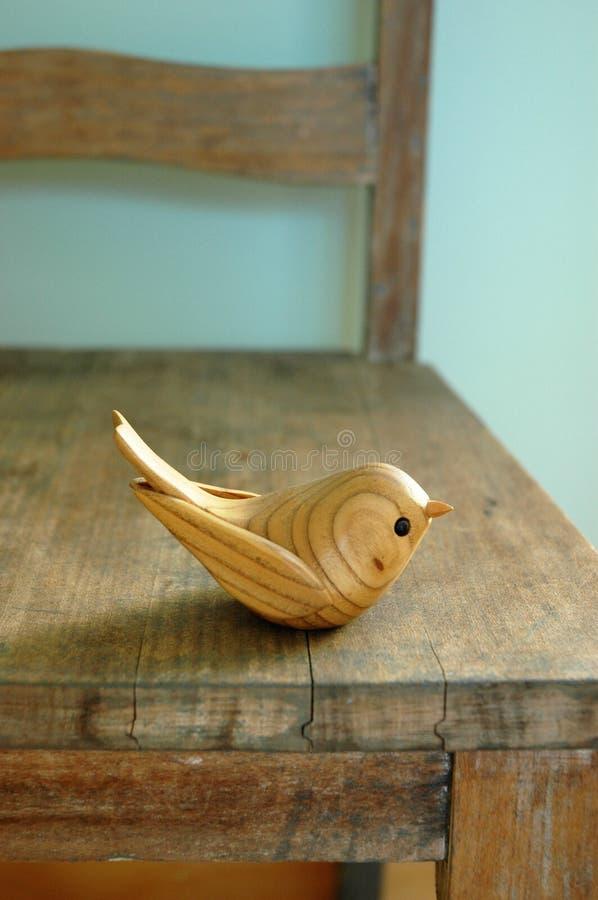 Een kleine Vogel? stock foto
