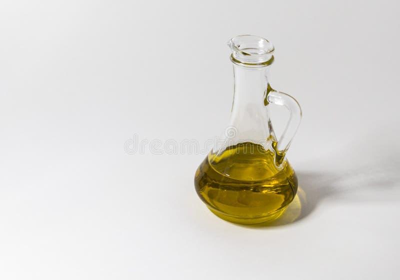 Een kruik olie royalty-vrije stock afbeelding
