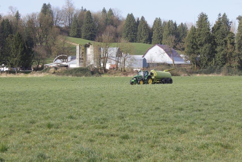 De seizoengebonden Karweien van de Landbouw royalty-vrije stock foto
