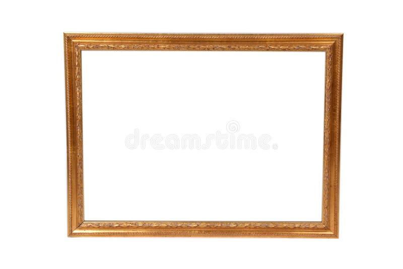Een leeg kunstwerkframe royalty-vrije stock afbeeldingen