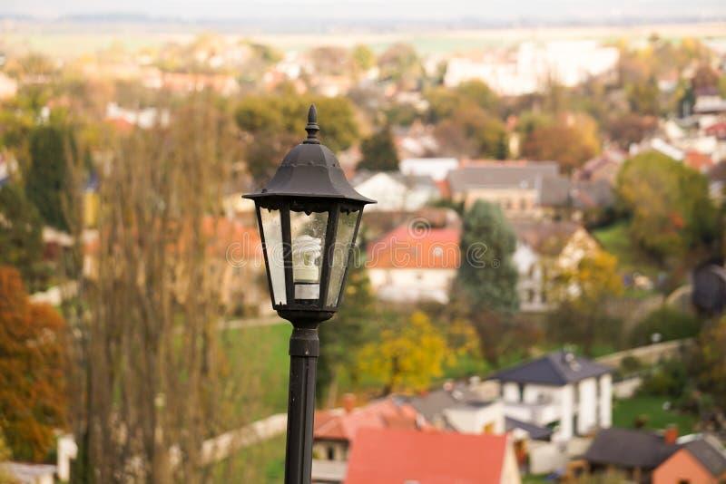 Een licht in de hoogte royalty-vrije stock afbeeldingen