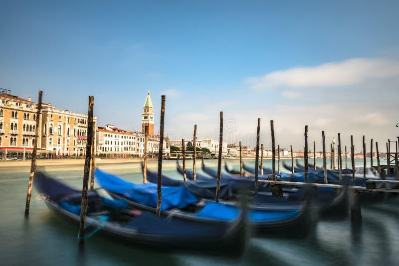 Een mooi uitzicht op het Venisc in Italië royalty-vrije stock afbeelding