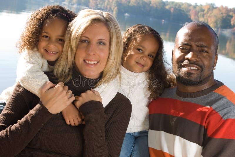 Een mooie familie