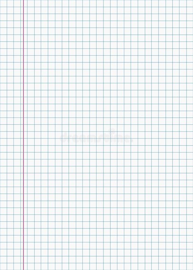 Een notitieboekje royalty-vrije illustratie