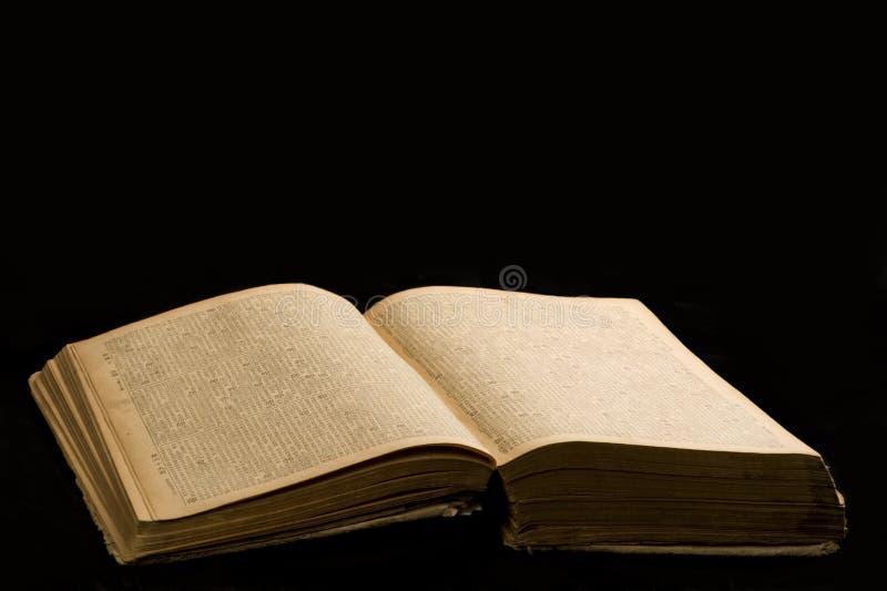 Een oud Boek    stock afbeeldingen