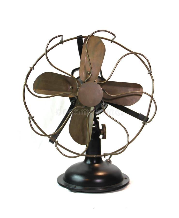Een oude ventilator in 1950 royalty-vrije stock foto's