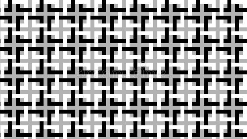 Een prachtige achtergrond voor vierkante gestalte gegeven groep die uit eensgezind genestelde vierkanten, mooie kleuren en aantre stock foto's