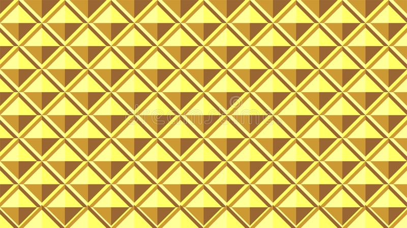 Een prachtige achtergrond voor vierkanten gaf groep gestalte die uit eensgezind genestelde vierkanten, mooie kleuren en aantrekke royalty-vrije illustratie