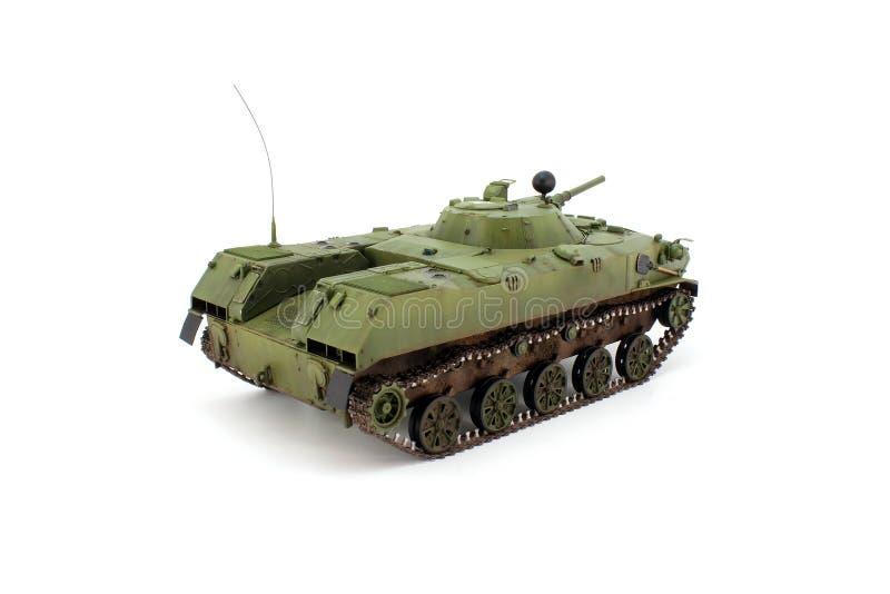 Download Een Schaalmodel Van Groen BMD Stock Foto - Afbeelding bestaande uit tchetchenië, valschermjager: 54084712