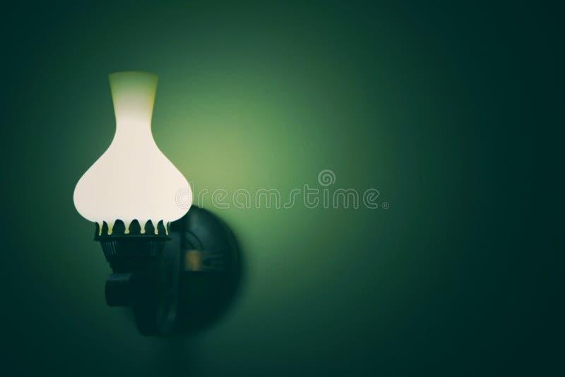 Een schoonheidslamp stock afbeelding