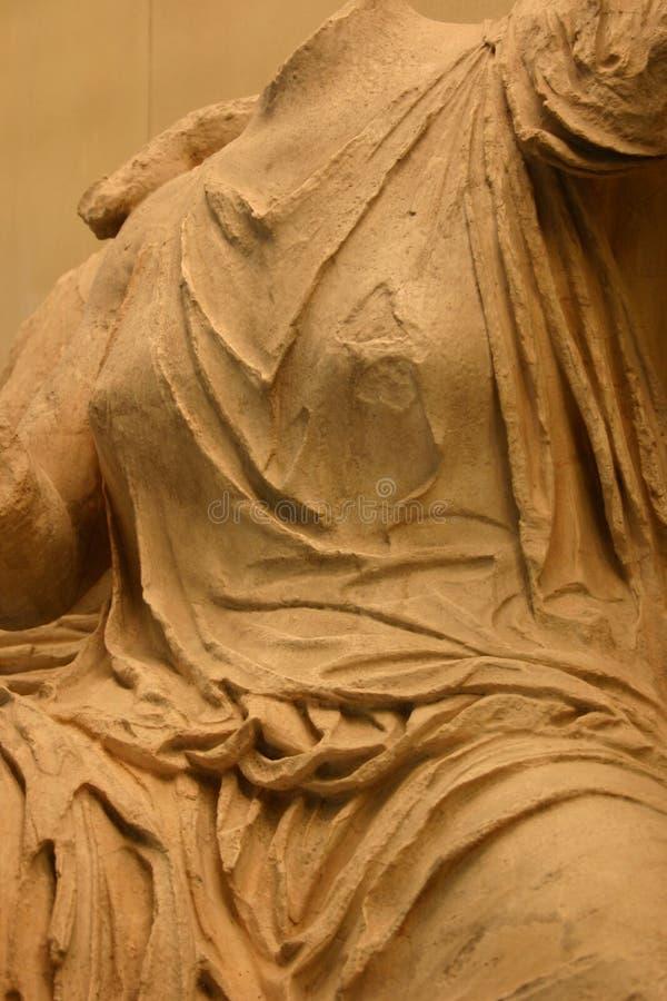 Een standbeeld royalty-vrije stock afbeelding