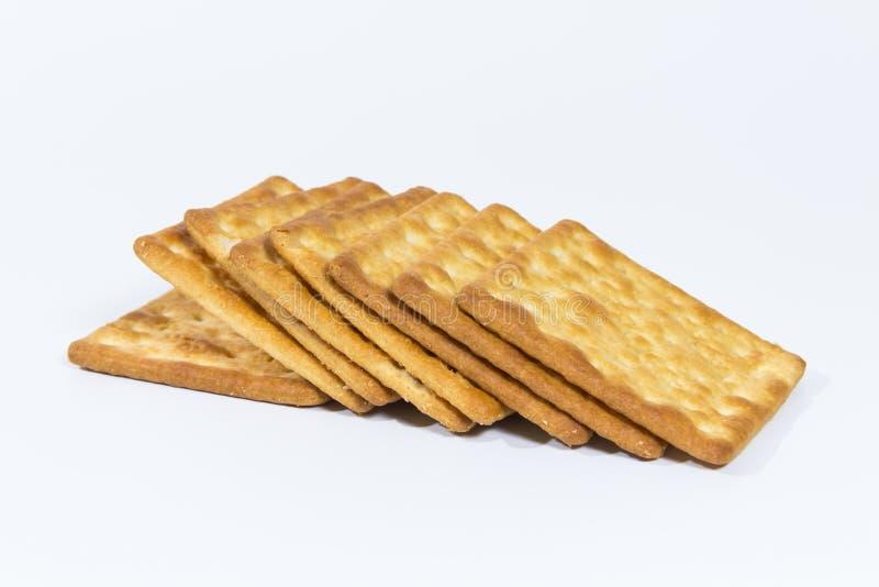Download Een stapel van koekje stock foto. Afbeelding bestaande uit geïsoleerd - 54077636