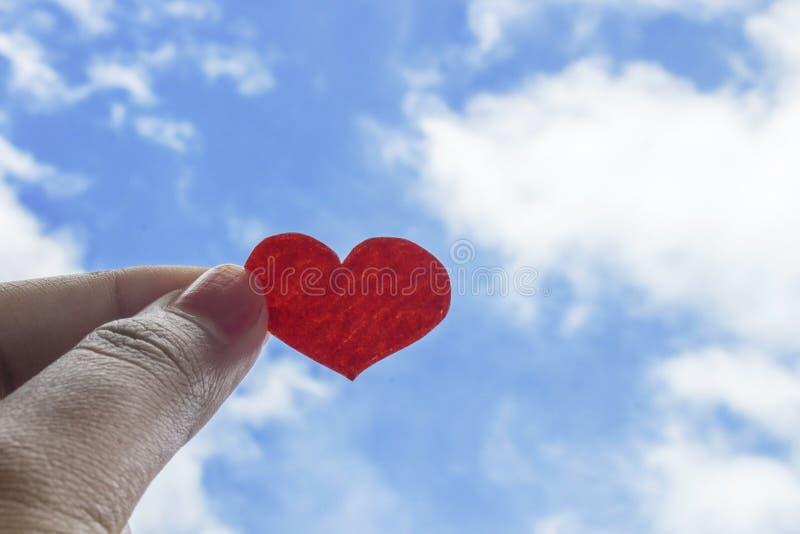 Een Stuk van Liefde stock afbeeldingen