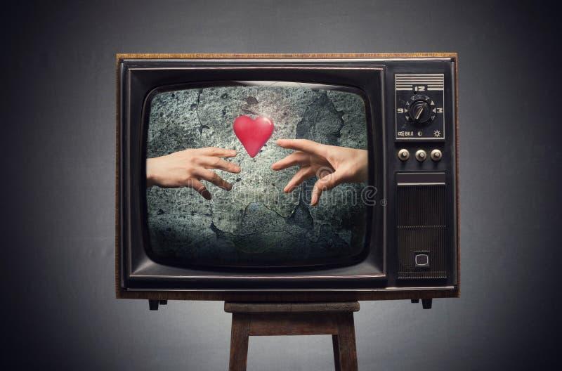 Een symbool van gezondheid. De valentijnskaarten van het symbool. royalty-vrije stock afbeeldingen