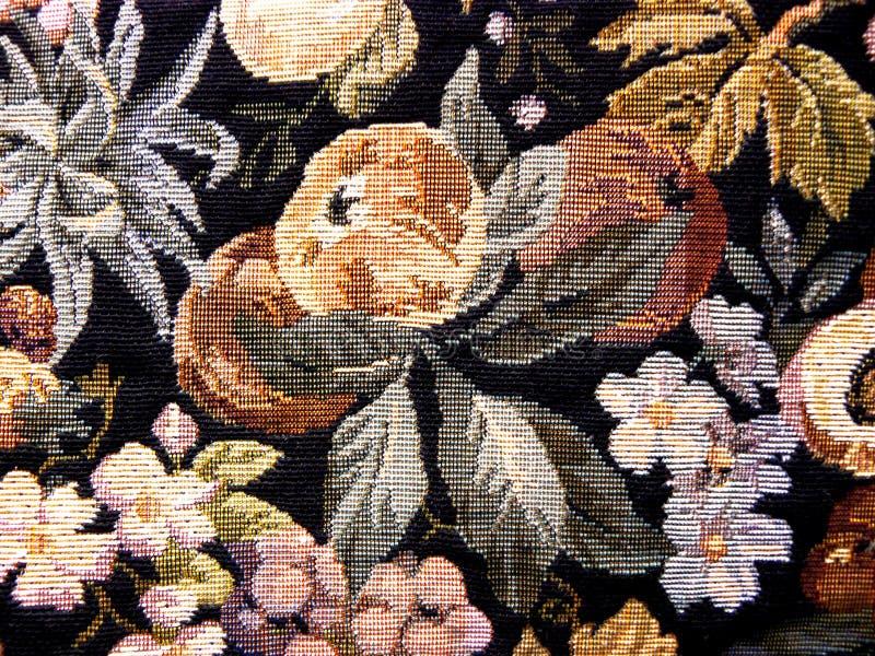Download Een textieltextuur stock afbeelding. Afbeelding bestaande uit gekleurd - 39109833