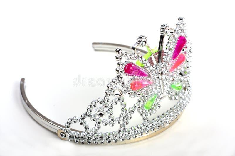 Een tiara stock fotografie
