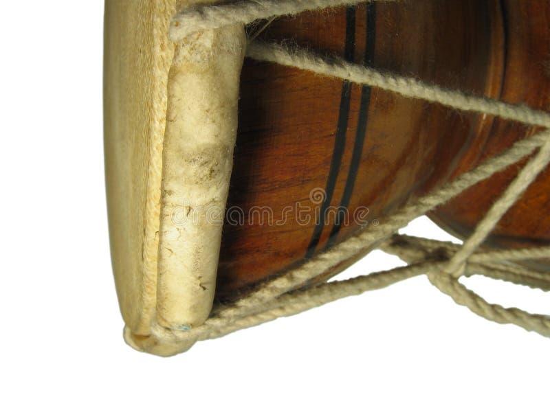 Een trommel royalty-vrije stock afbeelding