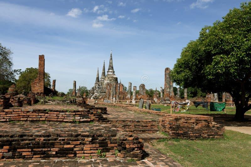 Een verbazingwekkende pagode royalty-vrije stock afbeelding