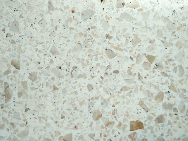 Een wit ceramisch patroon stock foto