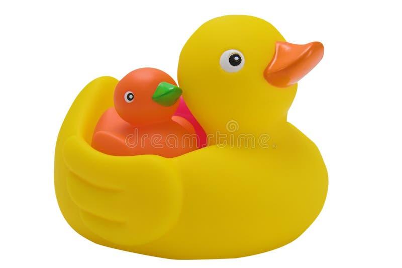 Download Eenden stock foto. Afbeelding bestaande uit kind, vlotter - 297840