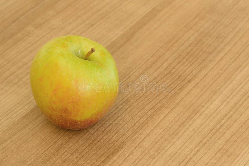 Eenvoudig een appel royalty-vrije stock afbeeldingen