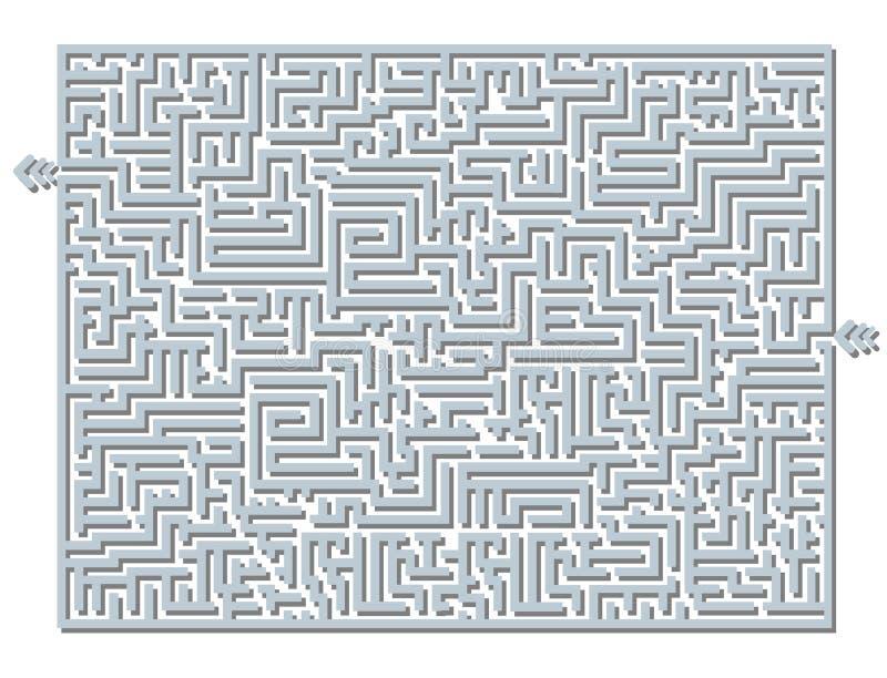 eenvoudig grijs vector illustratie