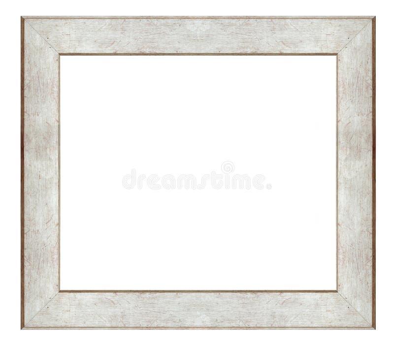 Eenvoudig vierkant kader stock fotografie