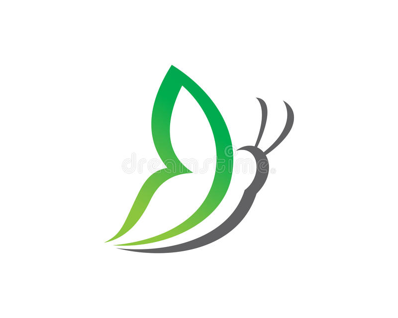 Eenvoudige Aardvlinder Logo Template Design Vector, Embleem, Ontwerpconcept, Creatief Symbool, Pictogram vector illustratie