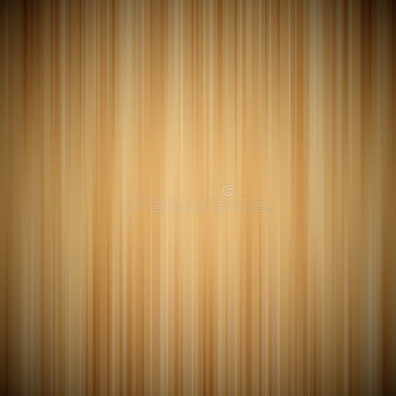 Eenvoudige houten textuur royalty-vrije illustratie