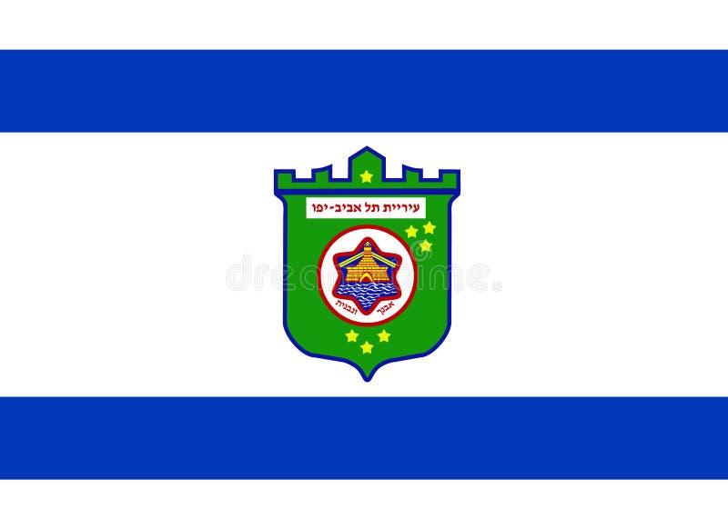 Eenvoudige Vlag Correcte grootte, aandeel, kleuren stock illustratie