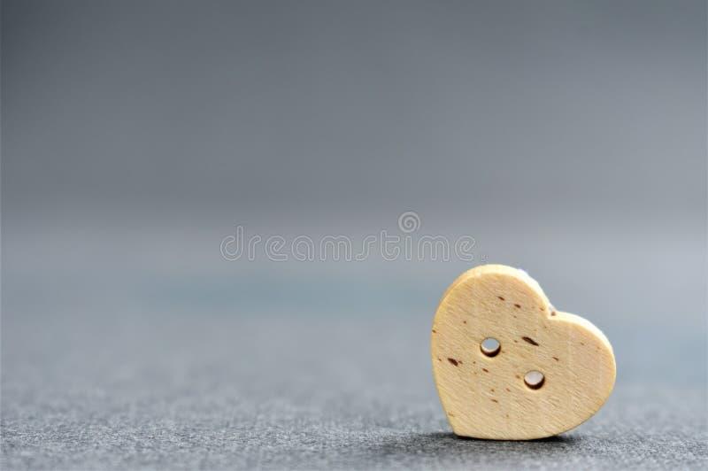 Eenzame het verdrietmelancholie van de hartdroefheid stock foto
