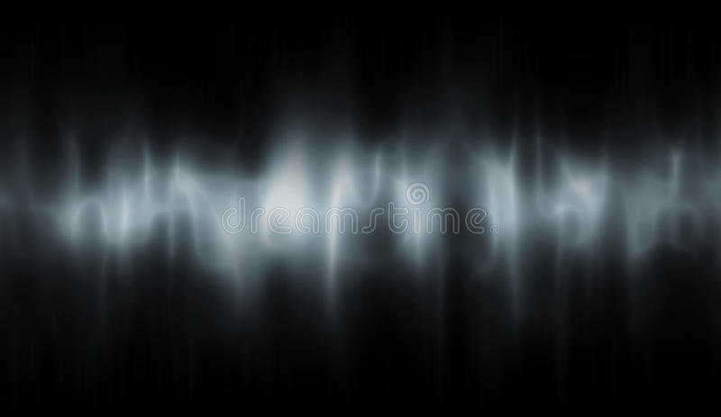 Eerie background. Editable vector background of a ghostly abstract stripe made using a gradient mesh stock illustration