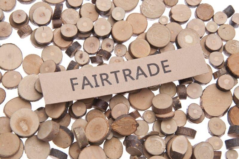 Eerlijke Handel royalty-vrije stock foto's