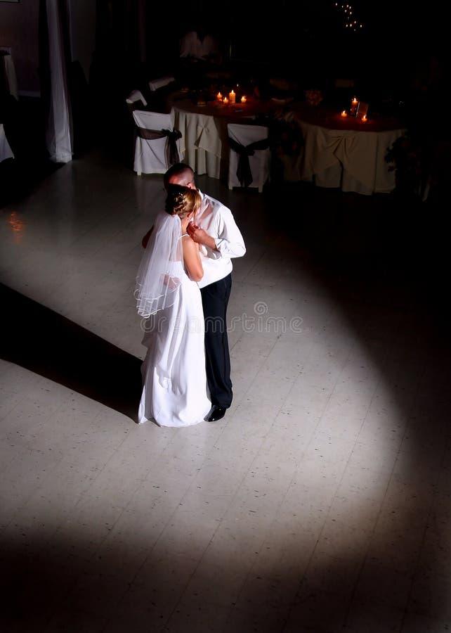 Eerste dans stock fotografie