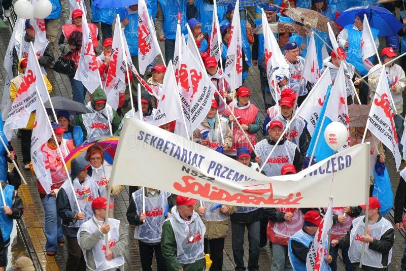 Eerste Kroatische vakbond cav stock foto's