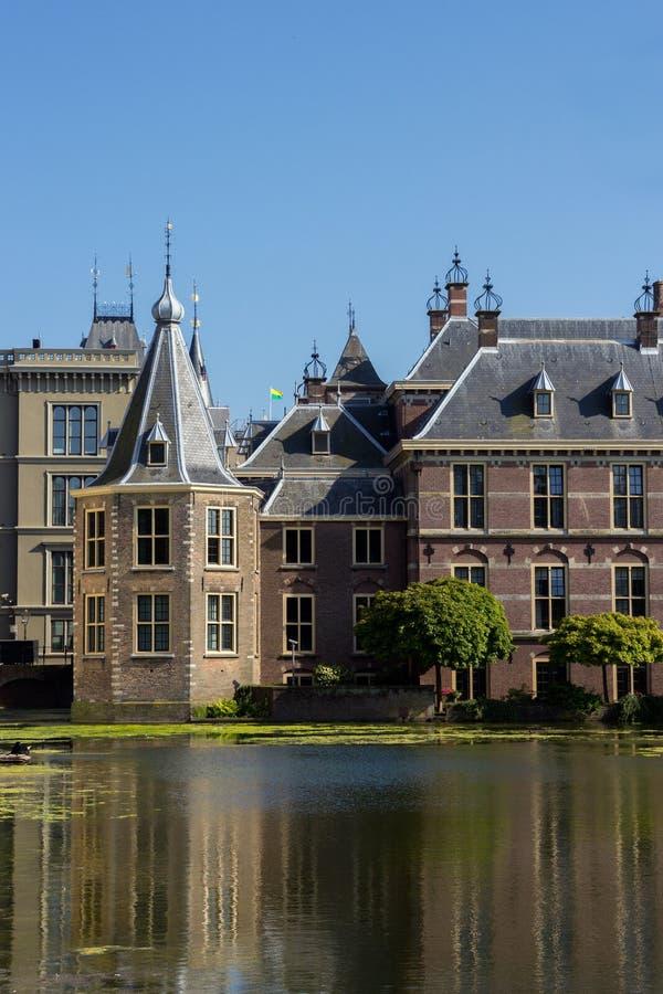 Eerste minister Torentje The Hague Nederland royalty-vrije stock afbeeldingen