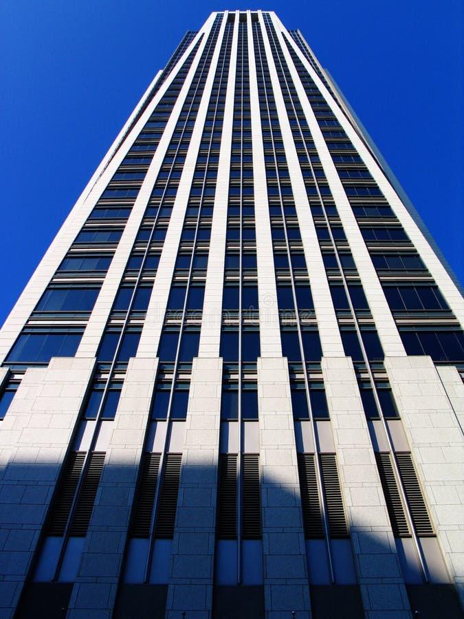 Eerste Nationale Toren Omaha, Ne royalty-vrije stock afbeelding